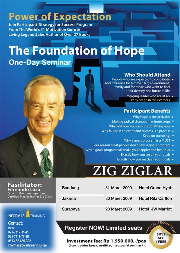 The Foundation of Hope: Power of Expectation