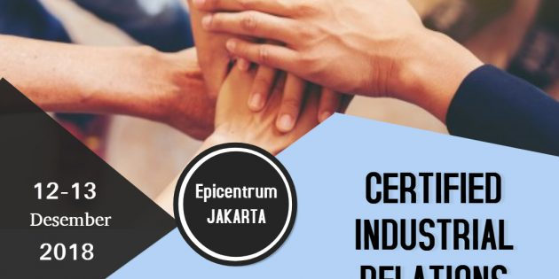 Certified Industrial Relations Professional (CIRP) – ALMOST RUNNING