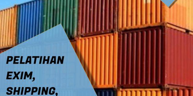 MANAGEMENT EXIM, SHIPPING, AND CUSTOMS – Pasti Jalan