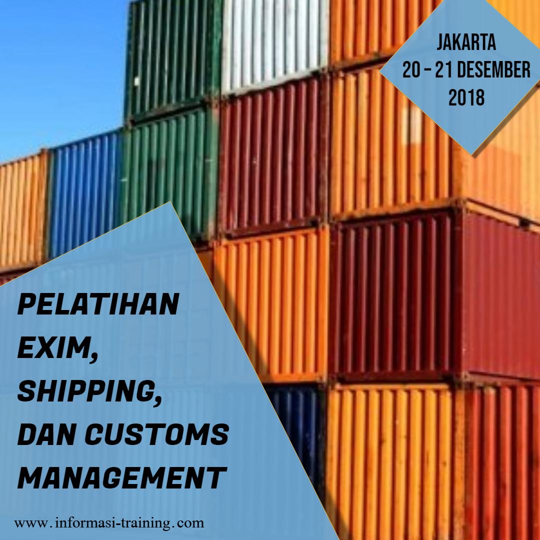manajemen ekspor impor
