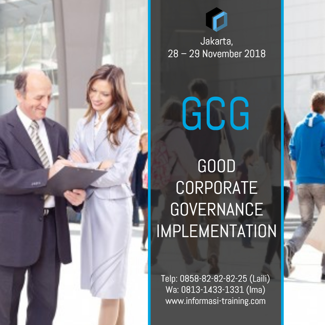 training implementasi gcg