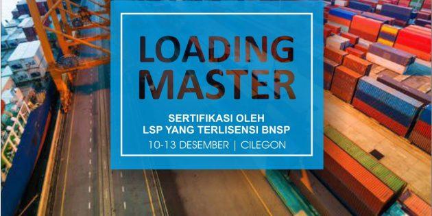 LOADING MASTER – Sertifikasi BNSP (PASTI JALAN)