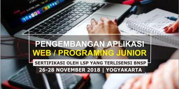 Programming Junior – ALMOST RUNNING