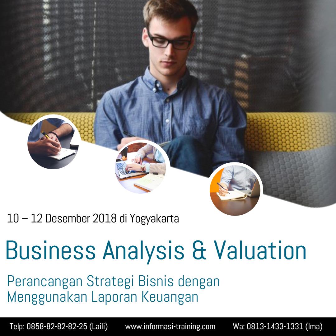 training analisis bisnis