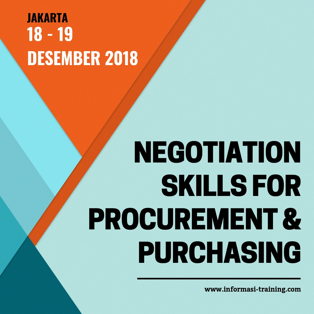 strategi negosiasi