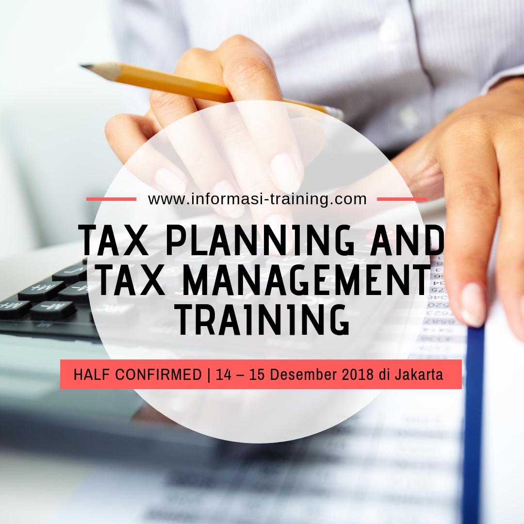 perencanaan pajak