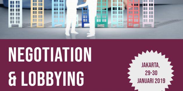 NEGOTIATION & LOBBYING SKILL – Almost Running
