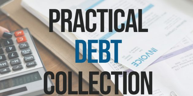 TRAINING PRACTICAL DEBT COLLECTION – Almost Running