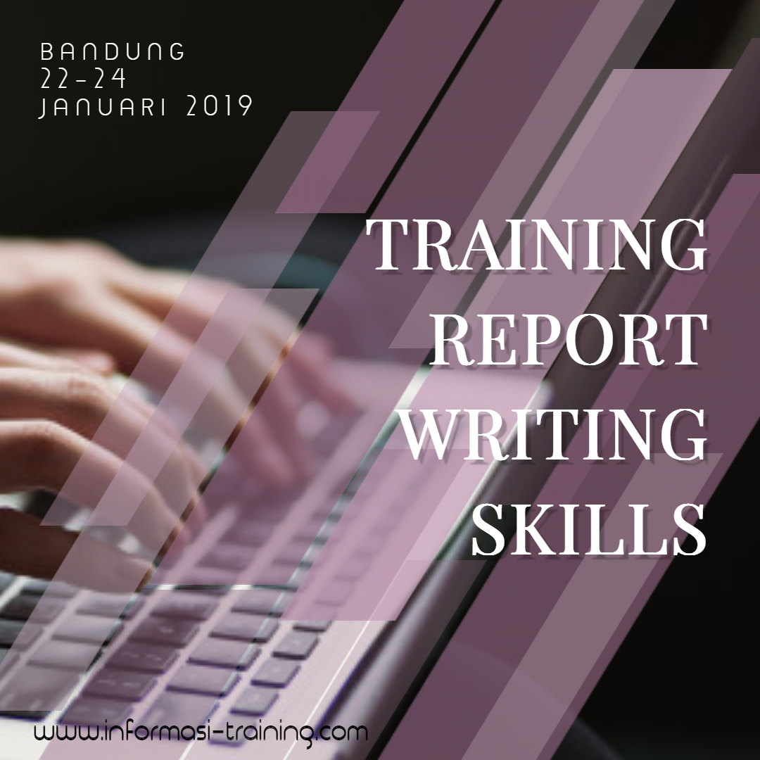 penulisan laporan