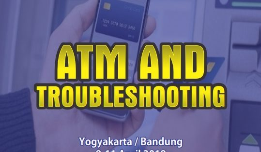 ATM AND TROUBLESHOOTING – Almost Running