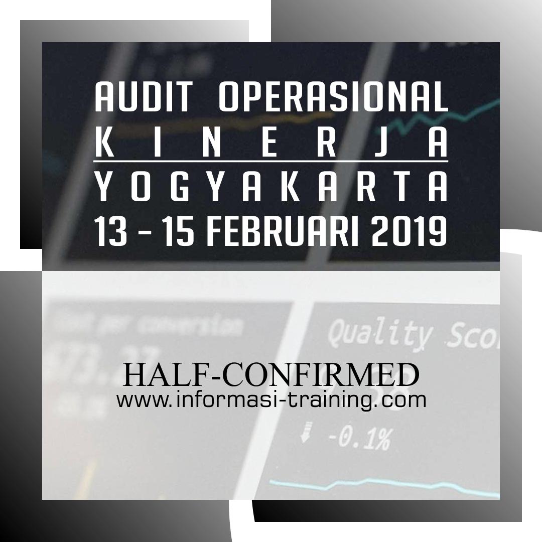 Training Audit Kinerja