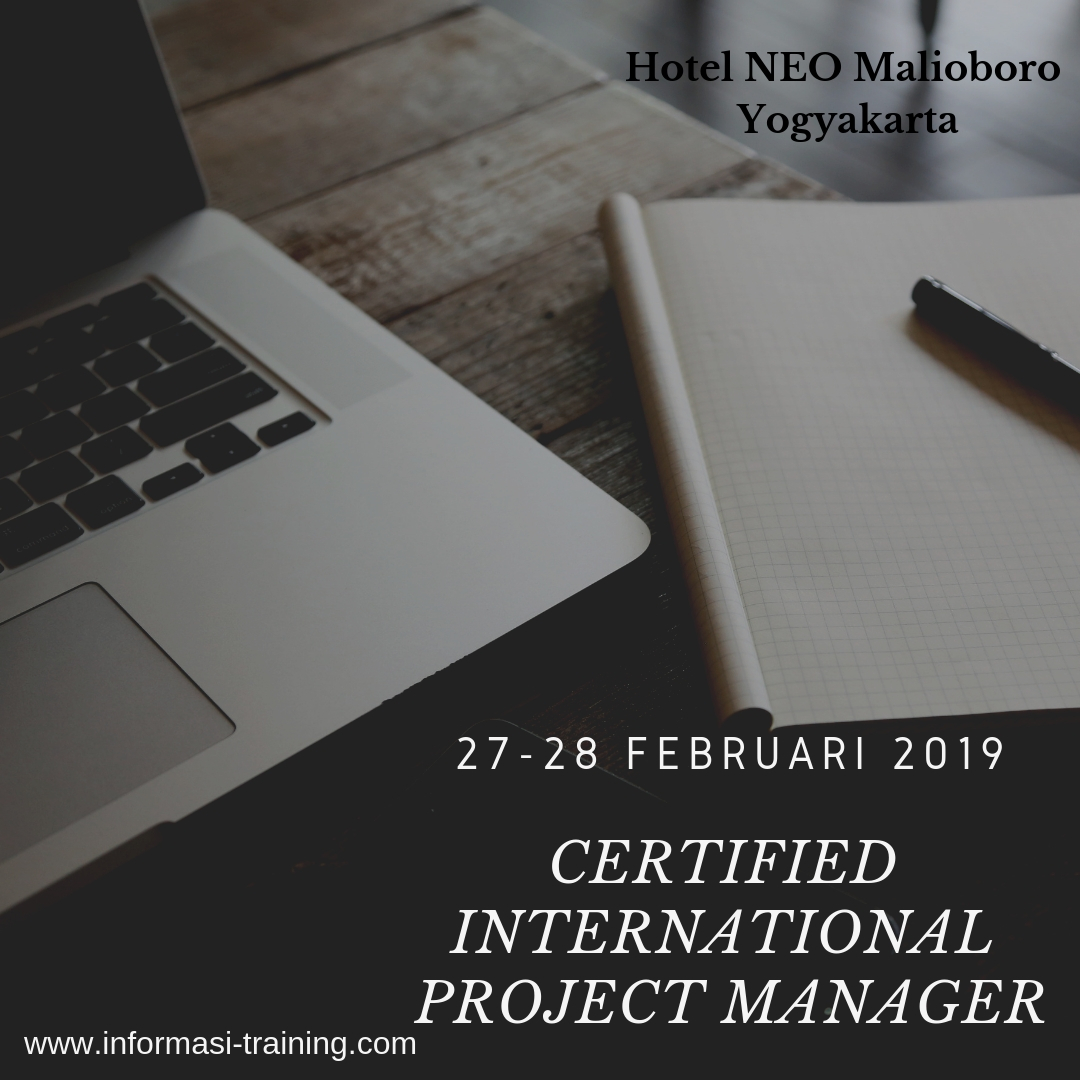 CIPM Certified International Project Manager