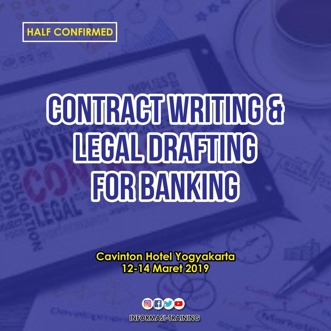 kontrak bisnis perbankan