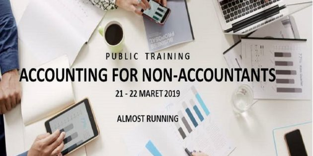 ACCOUNTING FOR NON ACCOUNTANTS – Almost Running