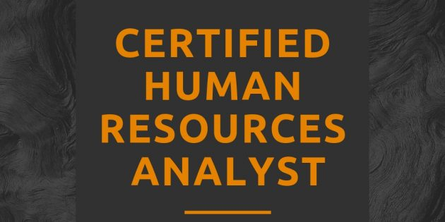 CHRA – Certified Human Resources Analyst – International Certification by American Academy