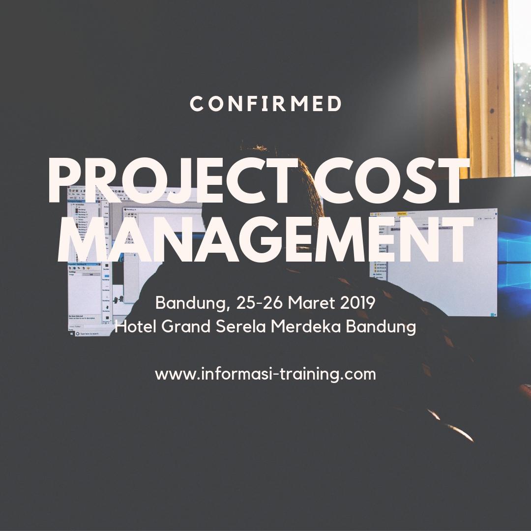 mengelola biaya proyek