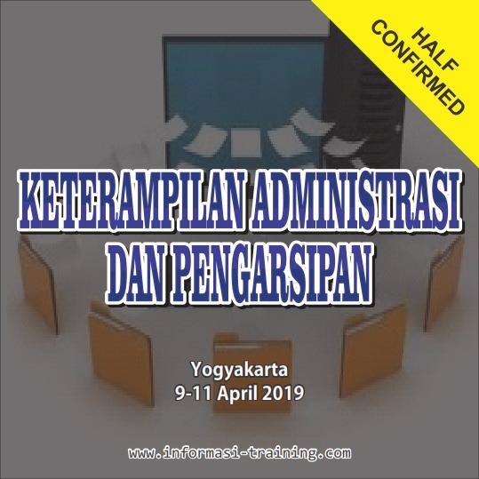 Training Administrasi