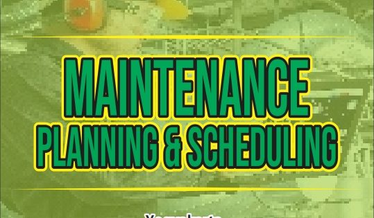 MAINTENANCE PLANNING AND SCHEDULING – Pasti Jalan