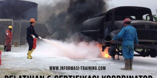Pelatihan & Sertifikasi Kompetensi  Bagi Koordinator Unit Penanggulangan Kebakaran (Tingkat B) – PASTI JALAN
