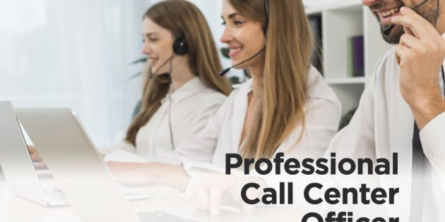 PROFESIONAL CALL CENTER OFFICER – Almost Running