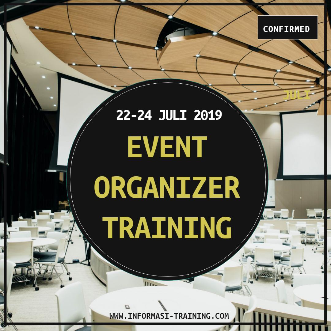 Peningkatan Kompetensi menjadi Event Organizer untuk Perusahaan