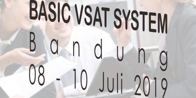 BASIC VSAT SYSTEM – Pasti Jalan