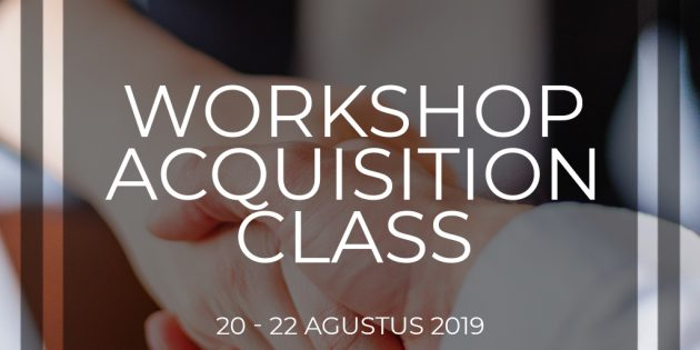 ACQUISITION MASTER CLASS