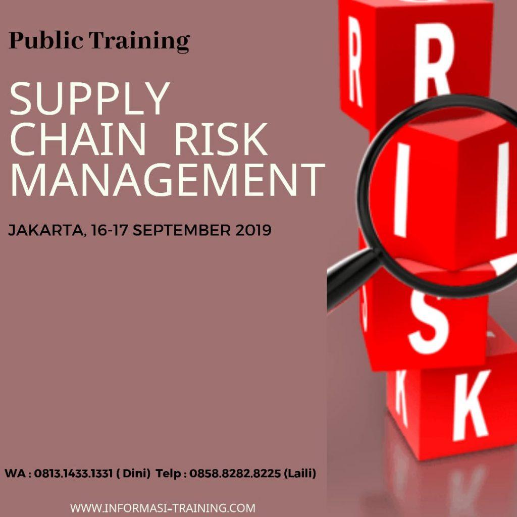 risiko supply chain