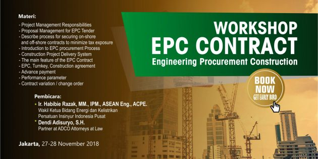 EPC Contract Management
