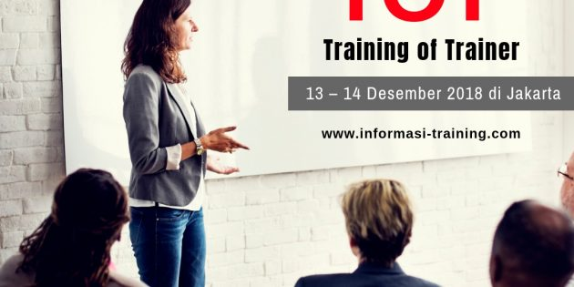 TRAINING OF TRAINERS (TOT) – Almost Running
