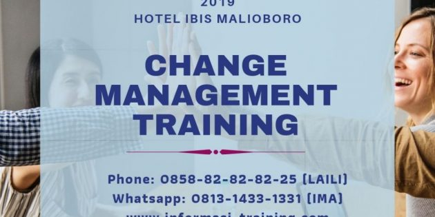 CHANGE MANAGEMENT – Available Online