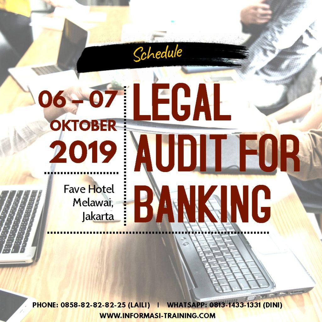 legal audit