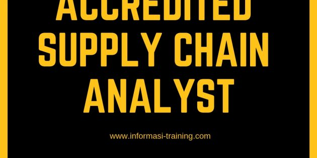 ACCREDITED SUPPLY CHAIN ANALYST (ASCA) – International Certification by American Academy
