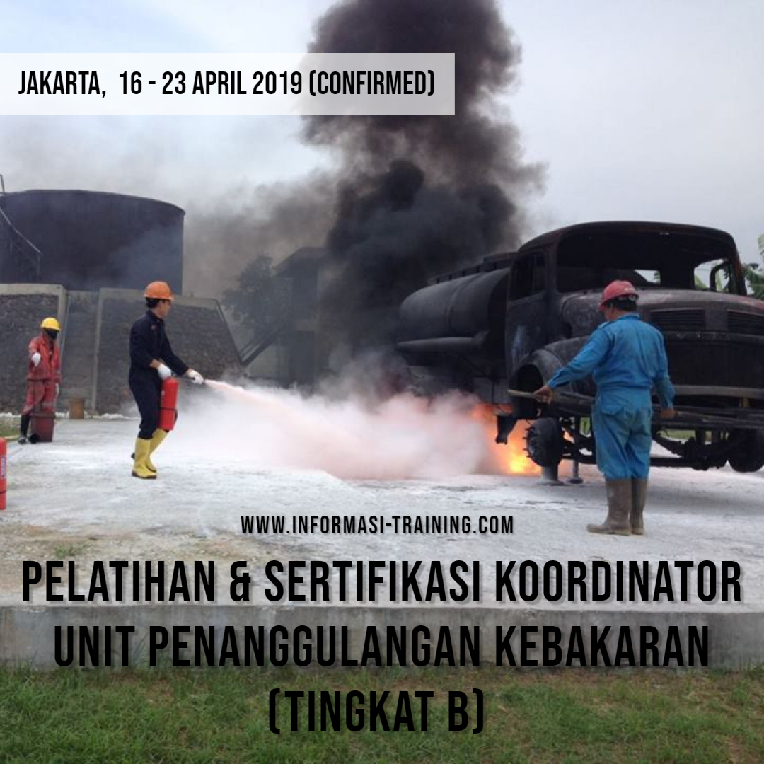 Kebakaran tingkat B