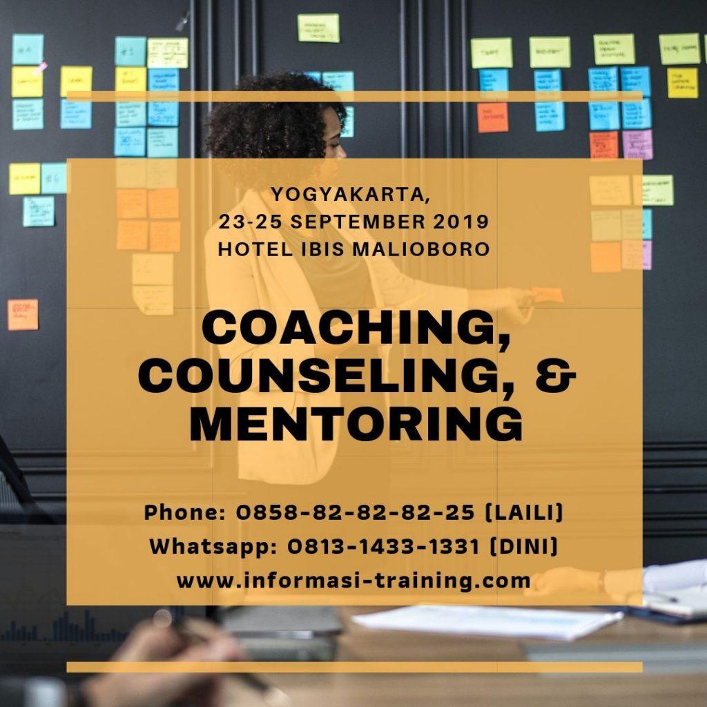 coaching counseling
