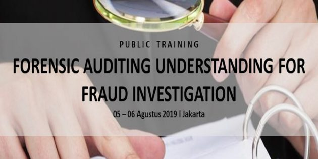 FORENSIC AUDITING UNDERSTANDING FOR FRAUD INVESTIGATION – Available Online