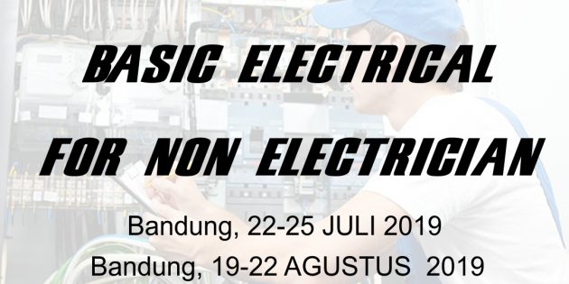 BASIC ELECTRICAL FOR NON ELECTRICIAN – Pasti Jalan