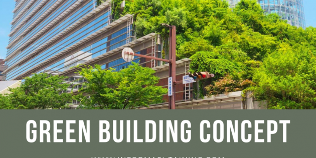 Green Building Concept – AVAILABLE ONLINE