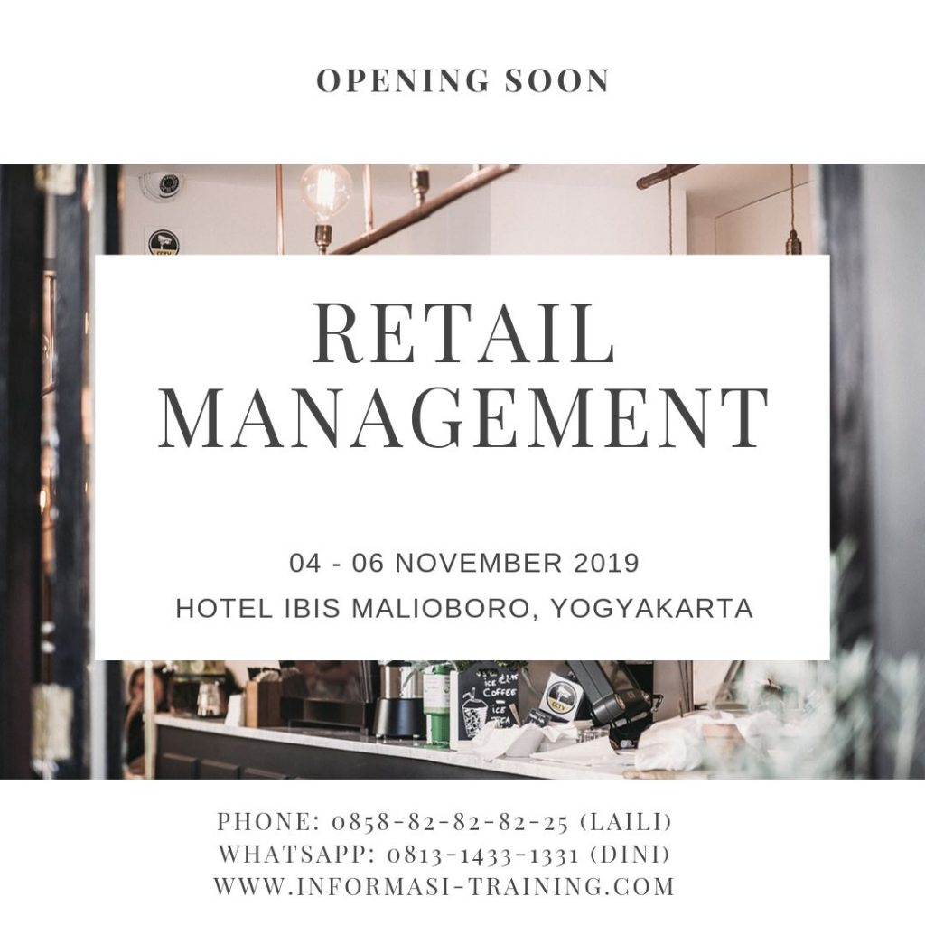 manajemen retail