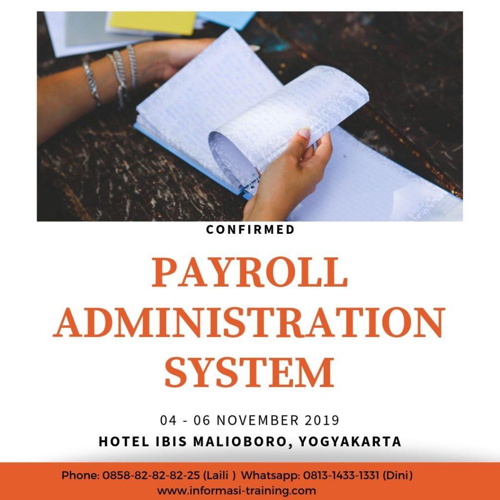 administrasi payroll