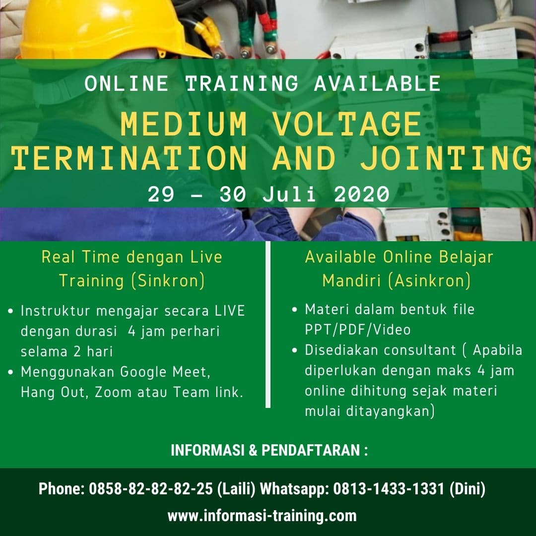 Termination And Jointing