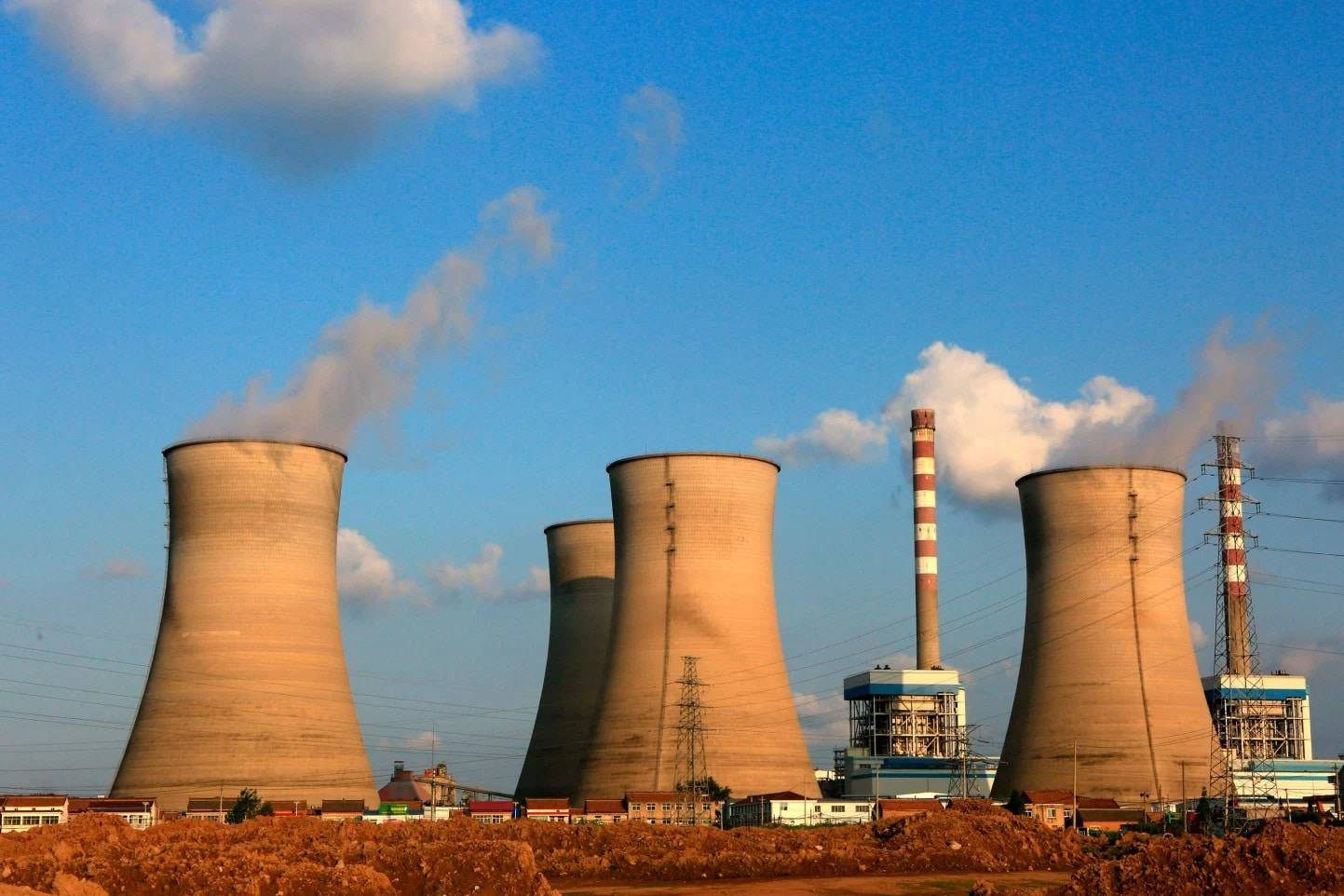 Training Power Plant